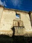 Vestiges des temps passés, les ruines témoignent de l'architecture de l'ancienne capitale. Antigua, Guatemala.