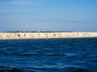 La région possède la deuxième plus grande fabrique de sel du pays, Rio Lagartos, Yucatán, Mexique.